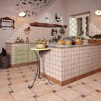 Напольное покрытие для кухни: фото