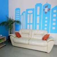 Мягкий диван в офис: фото