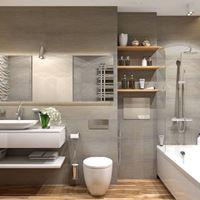Современная ванная комната: фото