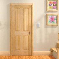 Межкомнатные двери из массива: фото