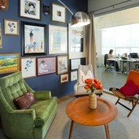 Уютный офис: фото