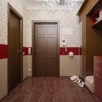 обои для маленького коридора: фото