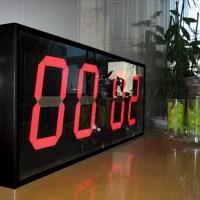 Офисные часы: фото