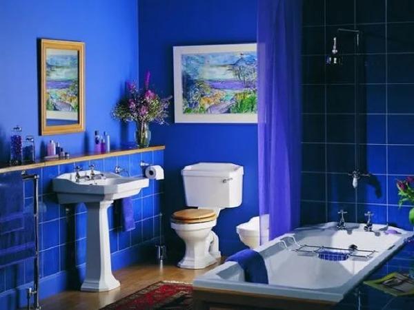 Выполнение ремонта ванной