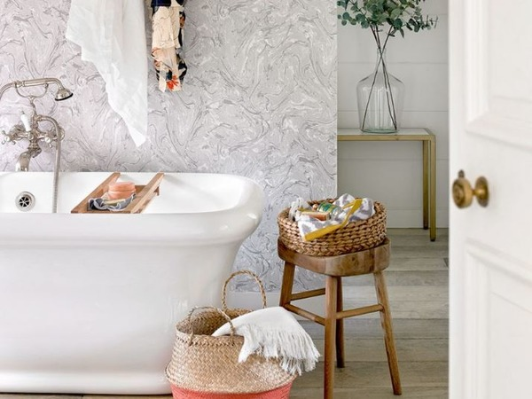 Дизайн небольшой ванной