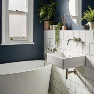 Сантехника для дизайна маленькой ванной